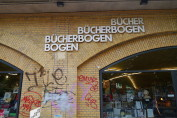 Bücherbogen am Savigniplatz - © Alter Fritz, cc-by-sa-4.0