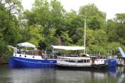 Restaurantschiff Capt'n Schillow - © sceene.berlin