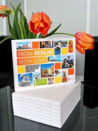 From Berlin with Love - Buch zum Jubiläumsprojekt der ITB