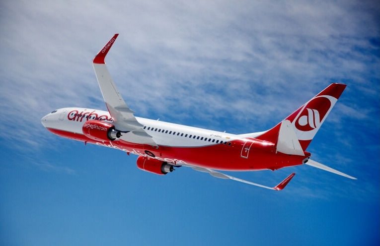 Boeing 737-800 © Air Berlin