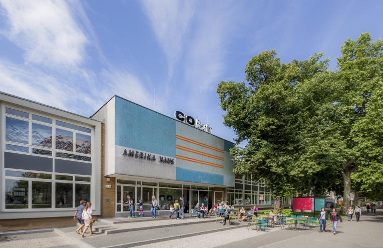 Amerika Haus und C/O Berlin Foundation. Foto: David von Becker