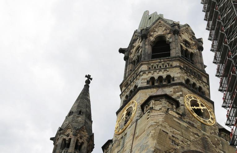 Kaiser-Wilhelm-Gedächtniskirche © sceene.berlin