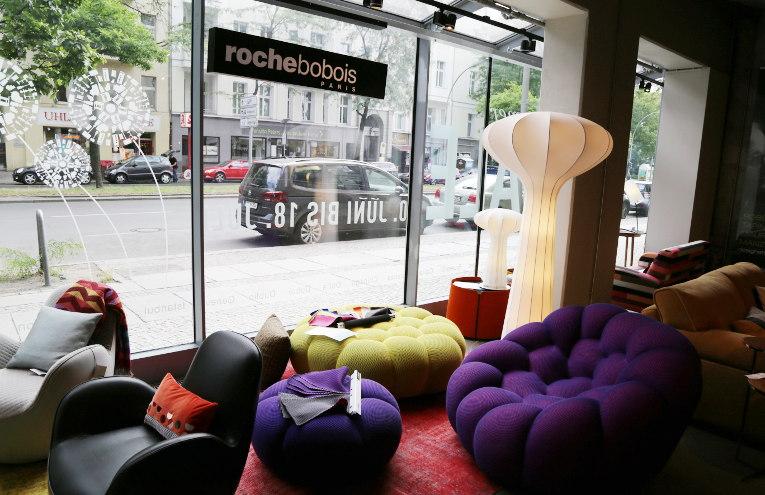 Roche Bubois Interior Design