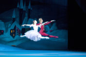 Nina Kaptsova und Artem Ovcharenko © Foto: Damir Yusupov, Bolshoi Theatre