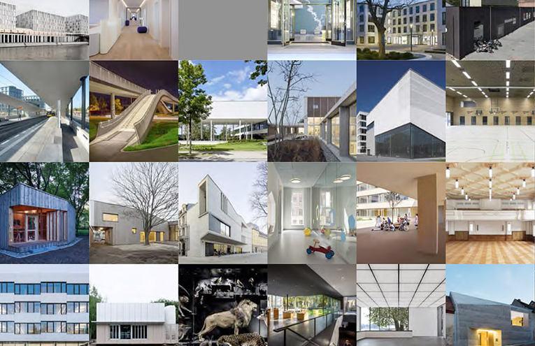 Ausstellung: da! Architektur - Foto: © ARCHITEKTUR BERLIN