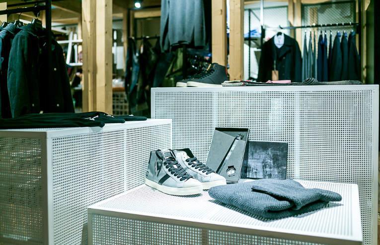 FORANDAFT - Neuer Shop im BIKINI BERLIN