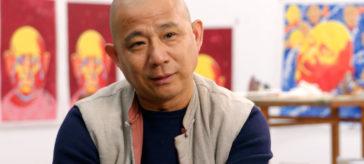 """Fang Lijun in """"Uli Sigg"""""""