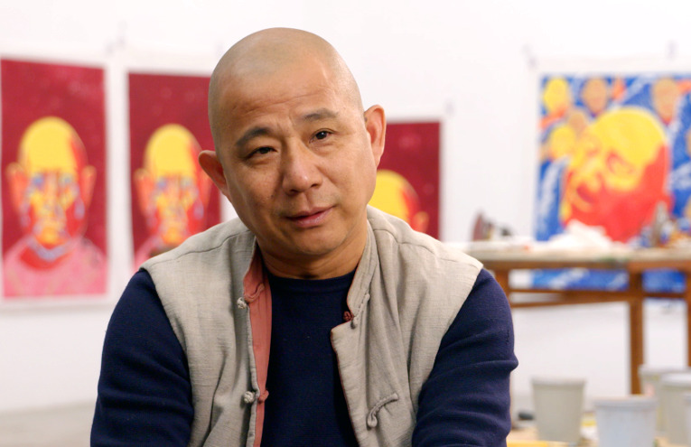 "Fang Lijun in ""Uli Sigg"""
