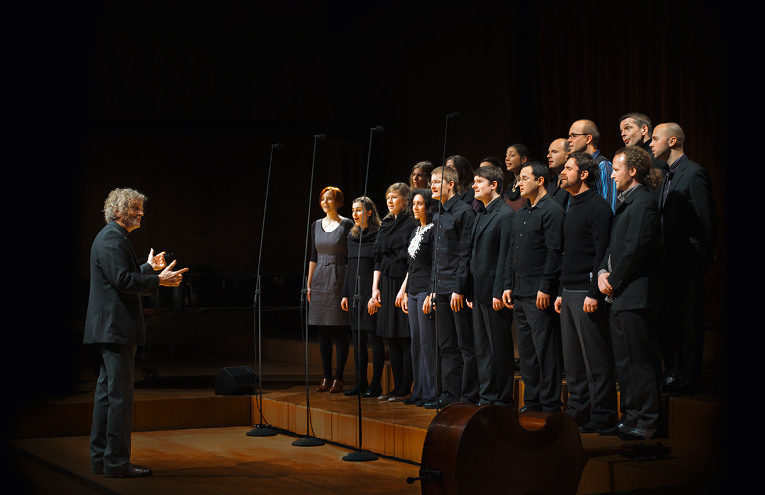Christian Steyer/Berliner Solistenchor