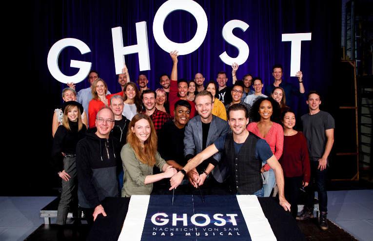 """""""Ghost"""" mit Alexander Klaws und Willemijn Verkaik"""