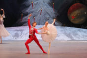 "Anna Nikulina und Denis Rodkin in ""The Nutcracker"""