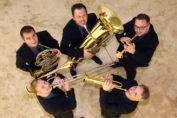 Classic Brass - verblüffende Leichtigkeit und Dynamik im Klang - Foto: Kerstin Kummer / Leipzig