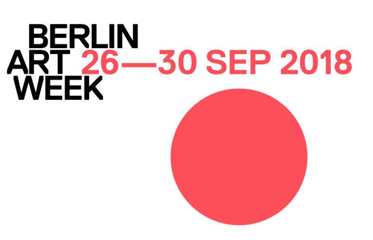 Berliner Art Week 2018