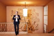 Theaterintendant Martin Woelffer im Schiller Theater - Foto: © Michael Petersohn